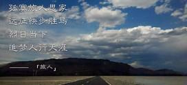 新疆托克逊——沉默无言如鸦 孤寞旅人思家
