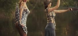 路亚美女:路亚和美女结合在一起是什么(2)